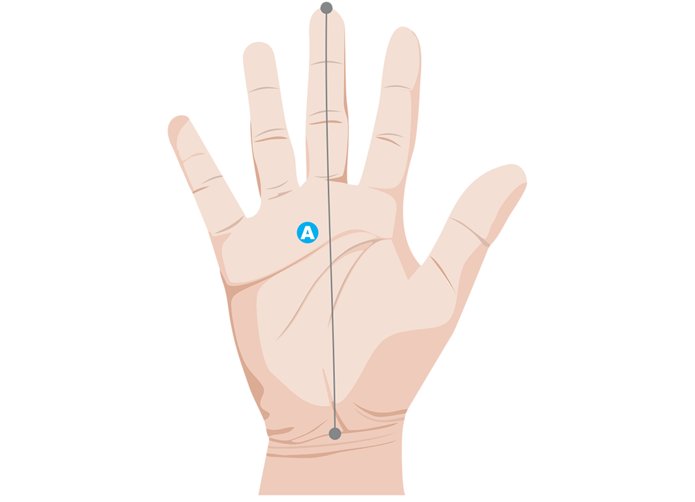 7ccf972ef6 Blog - Tamanho de Luva de Goleiro - Saiba aqui como medir sua mão!